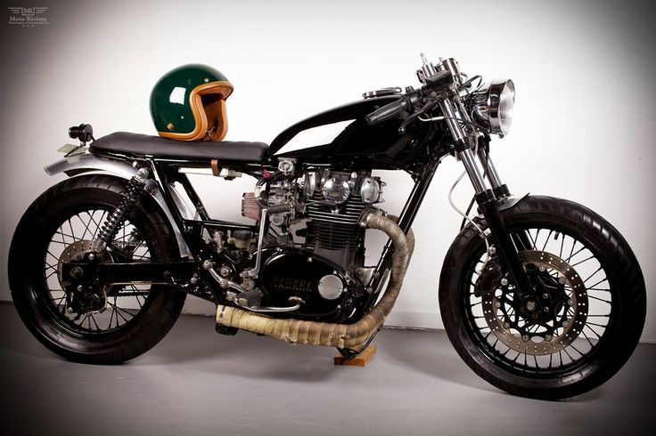 Custom Yamaha XS 650 - Moto Rivista