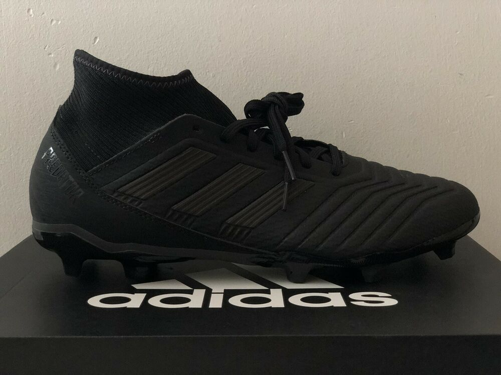 54834eeb9 Advertisement(eBay) Adidas Predator 18.3 FG CP9303 Men's Size 10 Soccer  Cleats Triple Black