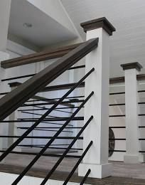 Best Images Of Black And White Stairs Modern Stair Railing 400 x 300