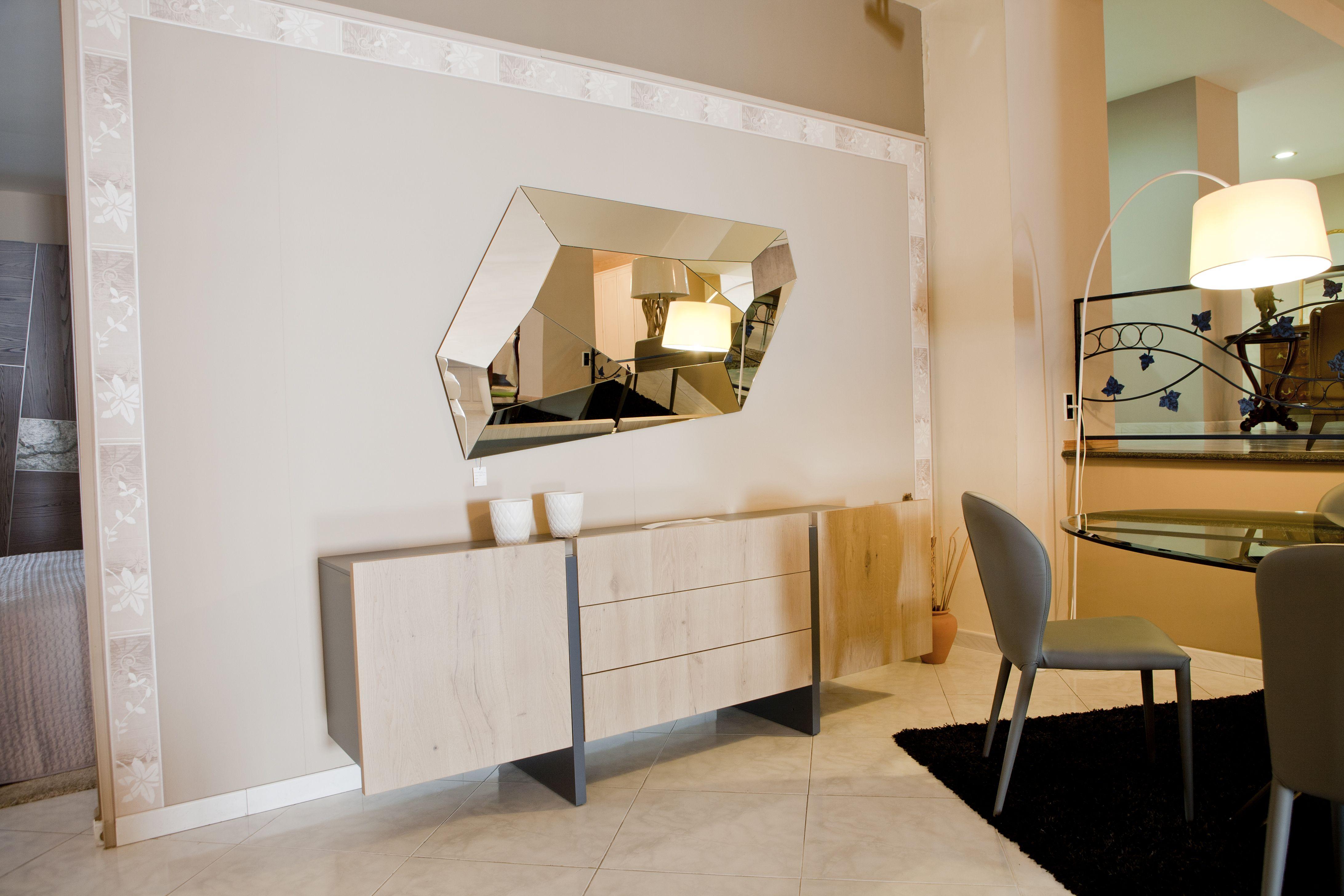 Lampadari soggiorno ~ Madia #arredamento #living #interni #ideas #showroom #shabby