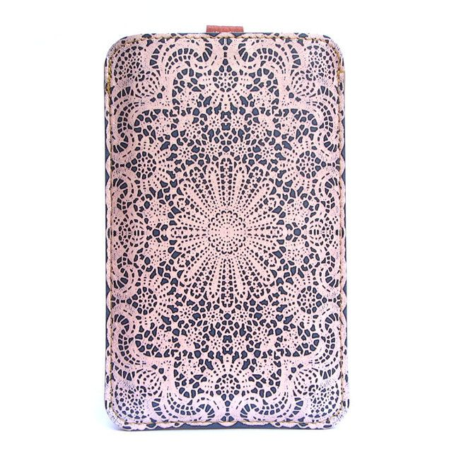 Leather iPhone case  - Lace  £32.00
