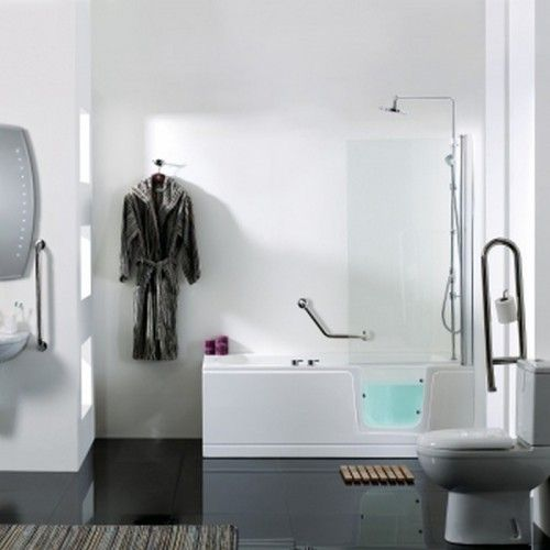 A Complete Walk In Bath Shower Solution At The Price Of A Bath