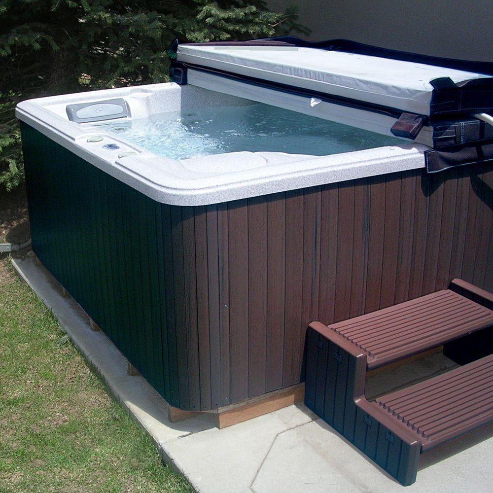 corner hot tub spa. Highwood Eco Friendly Hot Tub  Spa Cabinet Replacement Kit Cabinet Kit Flex