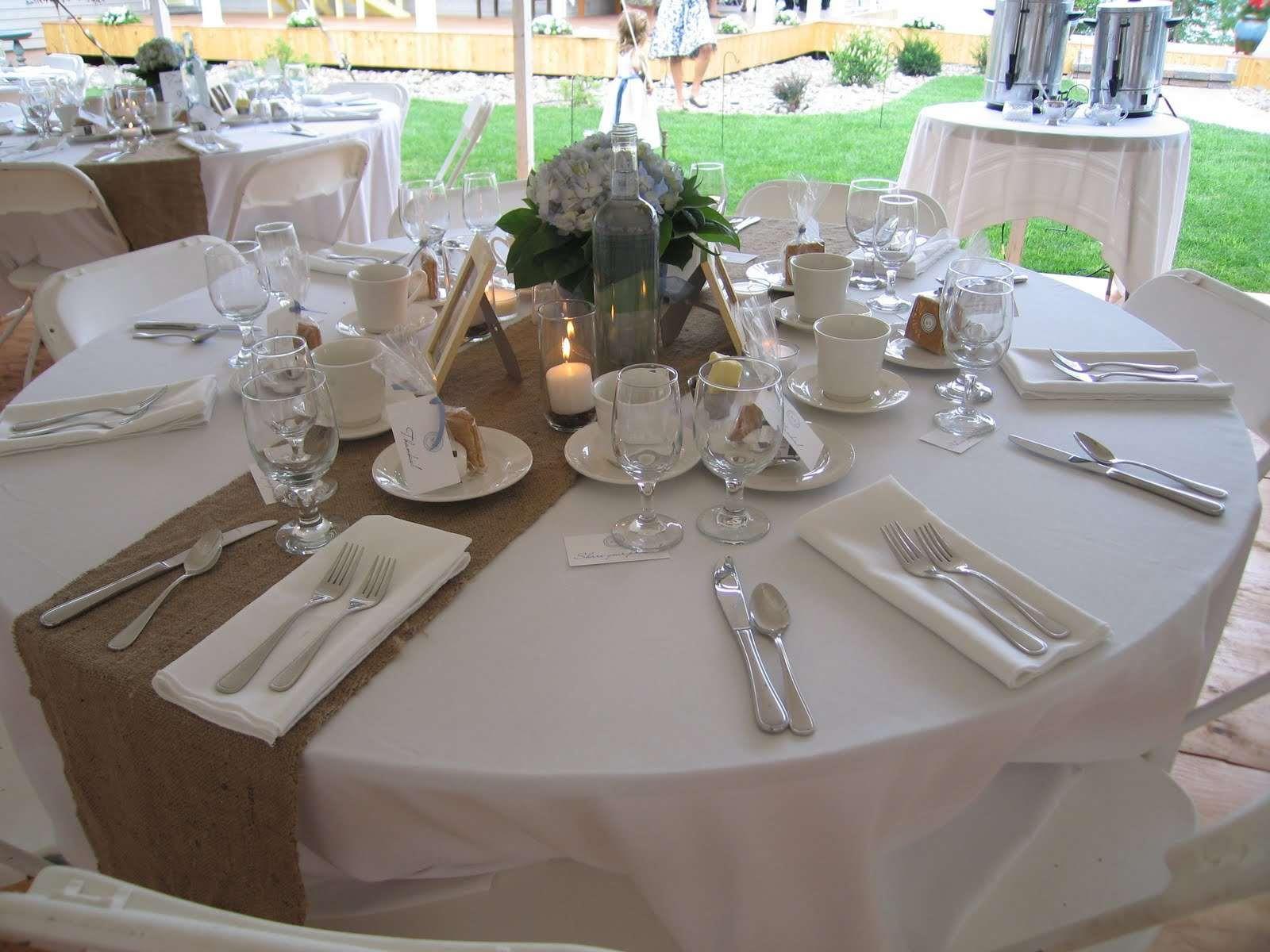 "25 Burlap Table Runner 14/""x108/"" inch Wedding 100/% Natural Jute USA  *SALE*"