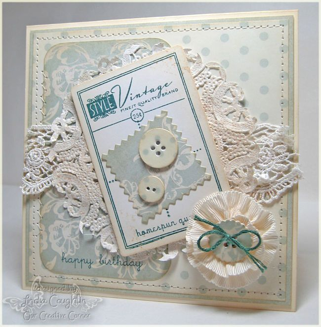 gently distressed  cards handmade inspirational cards