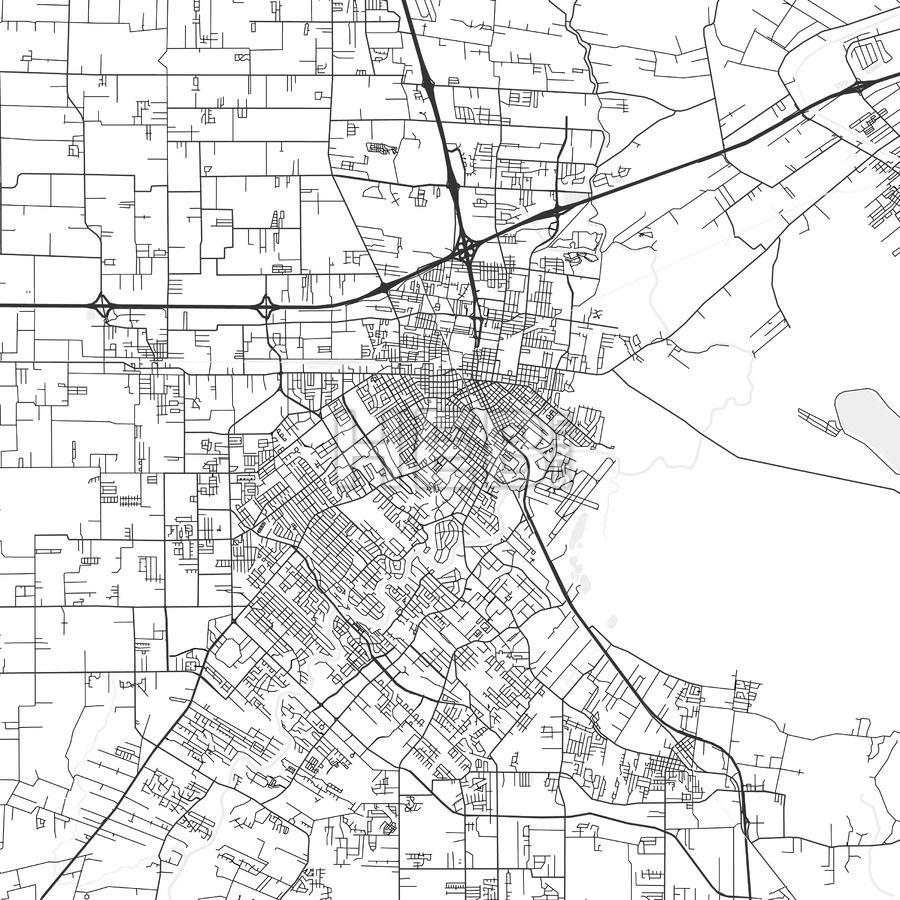 Lafayette louisiana area map light ui ux lafayette louisiana area map light publicscrutiny Images