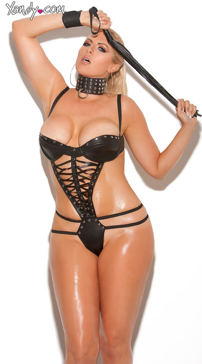 Lingerie Sexy leather