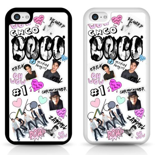 Cnco band phone case cover for iphone samsung ipod sony stickers primera cita ipod