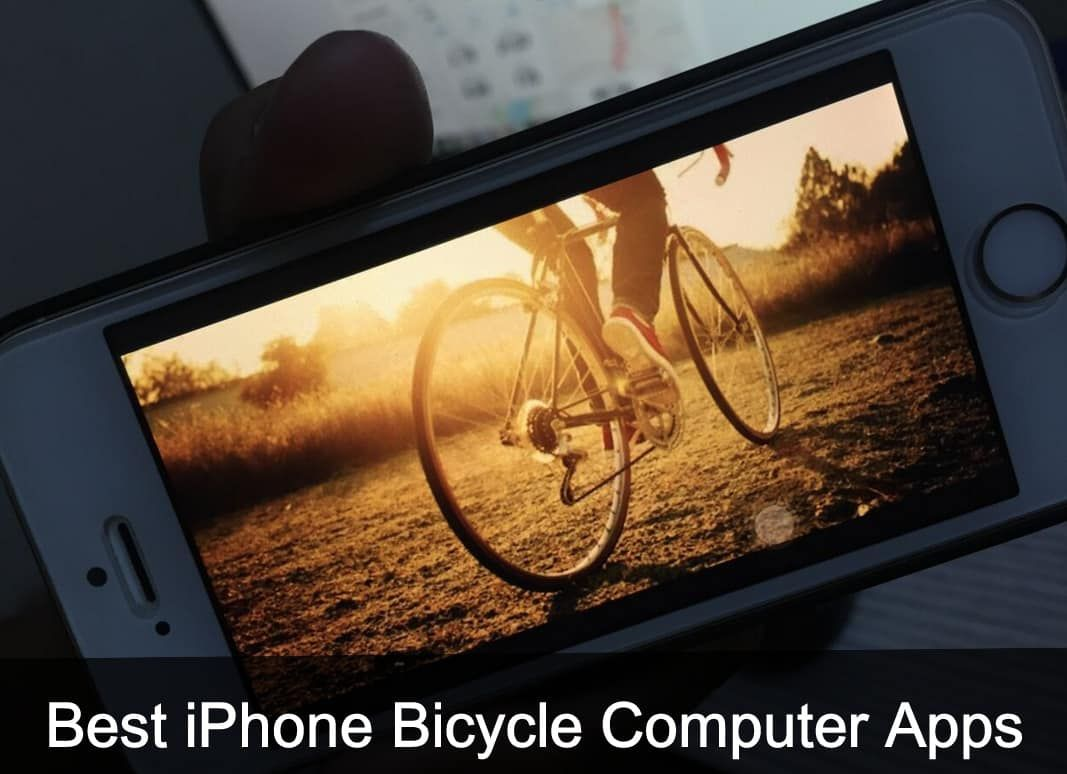 Best Iphone Bicycle Computer Apps Good Review Best Iphone