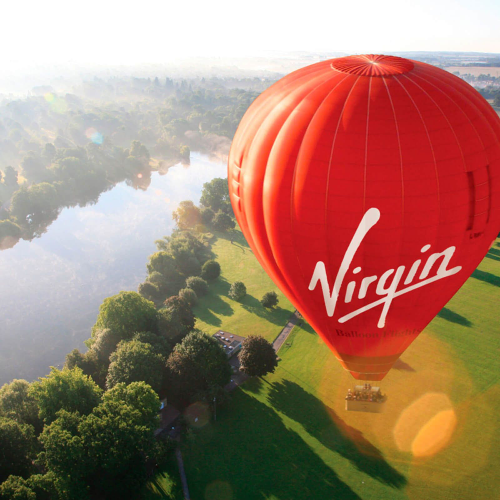 Virgin Celebration Hot Air Ballooning for Two in 2020