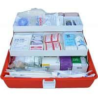 Homeowners Shoudl Be Prepared First Aid Kit Emergency Survival Kit First Aid