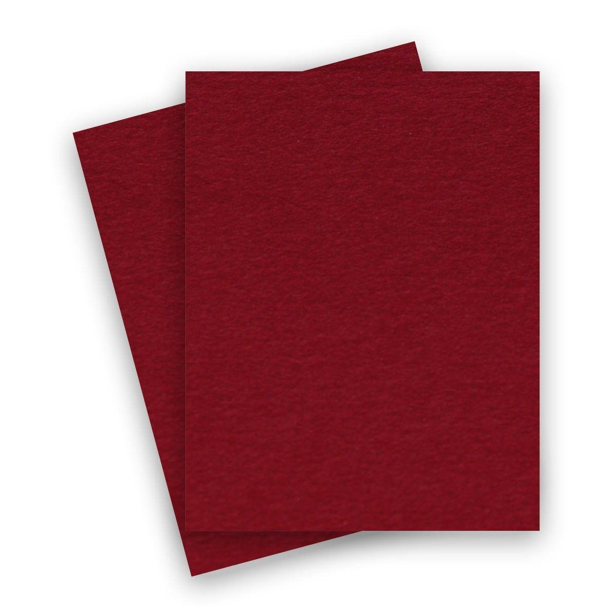 Basis Colors 8 5 X 11 Cardstock Paper Dark Red 80lb Cover 100 Pk In 2021 Cover Paper Paper Cardstock Paper