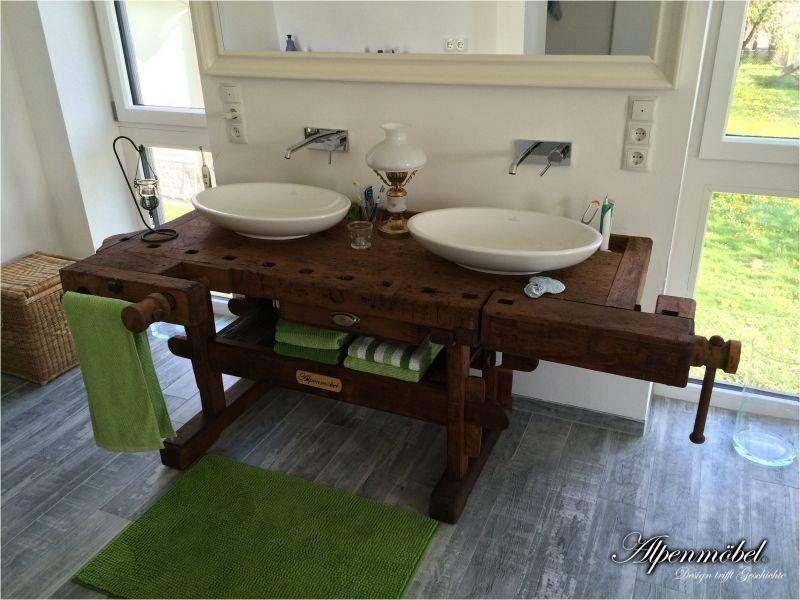 Badezimmer einrichtung ~ Wohnideen interior design einrichtungsideen bilder hobelbank