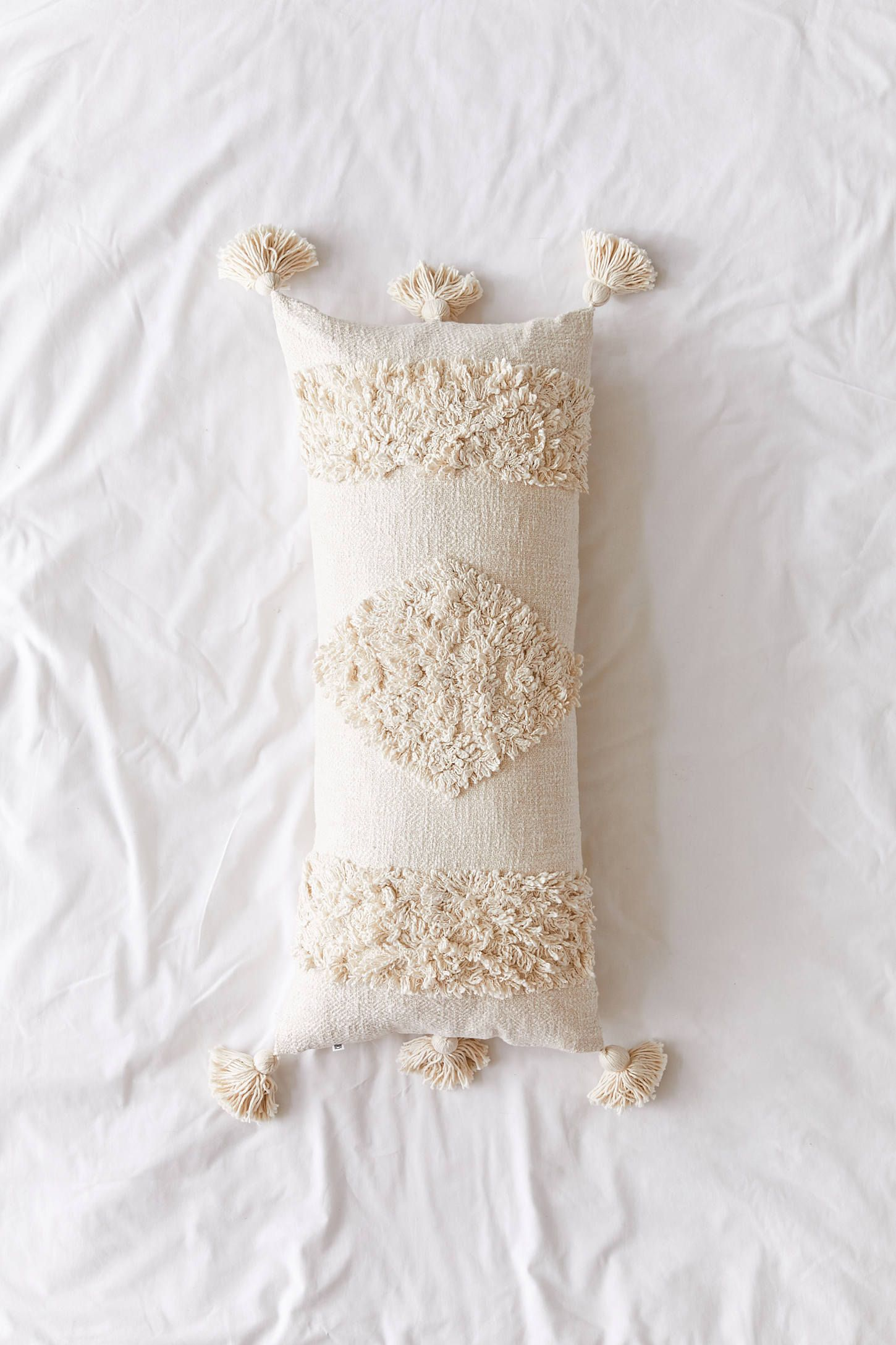 Rumi Shag Body Pillow | Body pillow