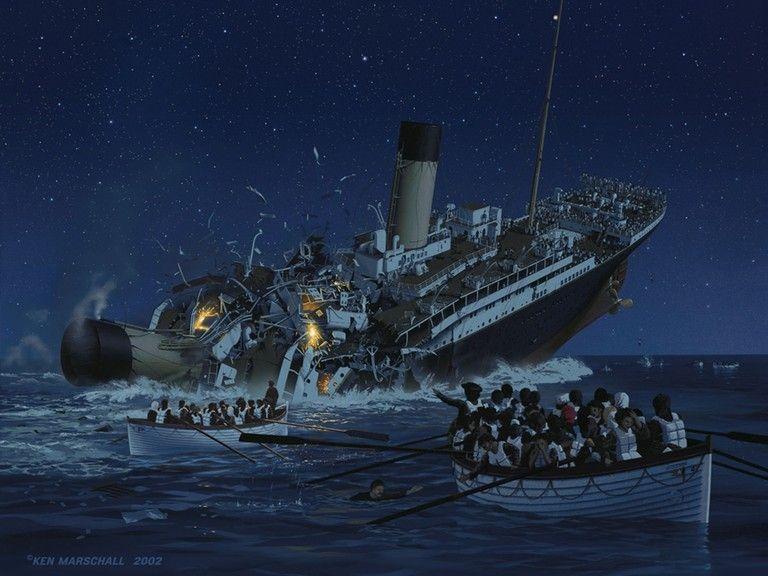"""Résultat de recherche d'images pour """"porte-avions titanic"""""""
