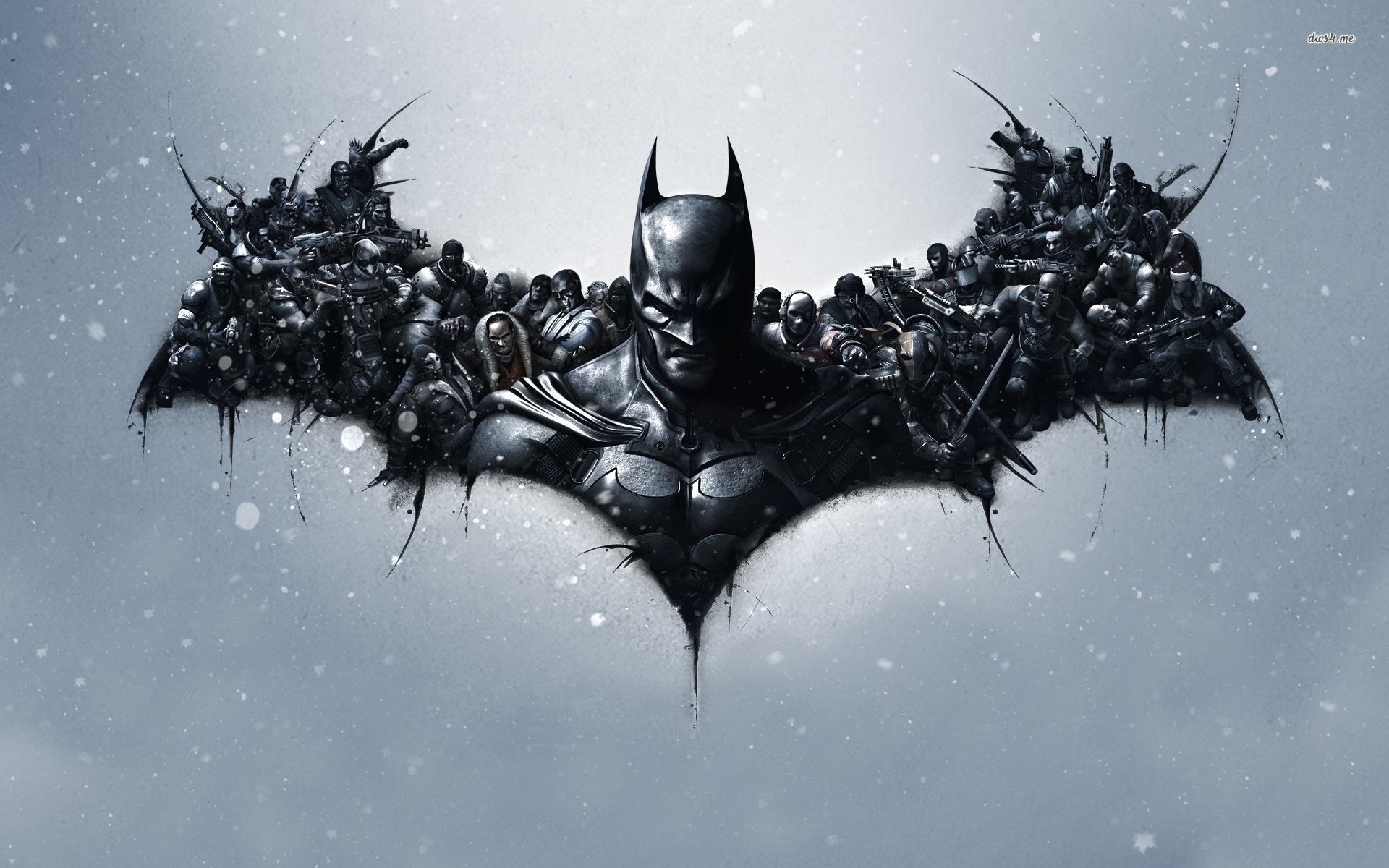Batman Arkham Origins Wallpapers Full Hd Wallpaper Search