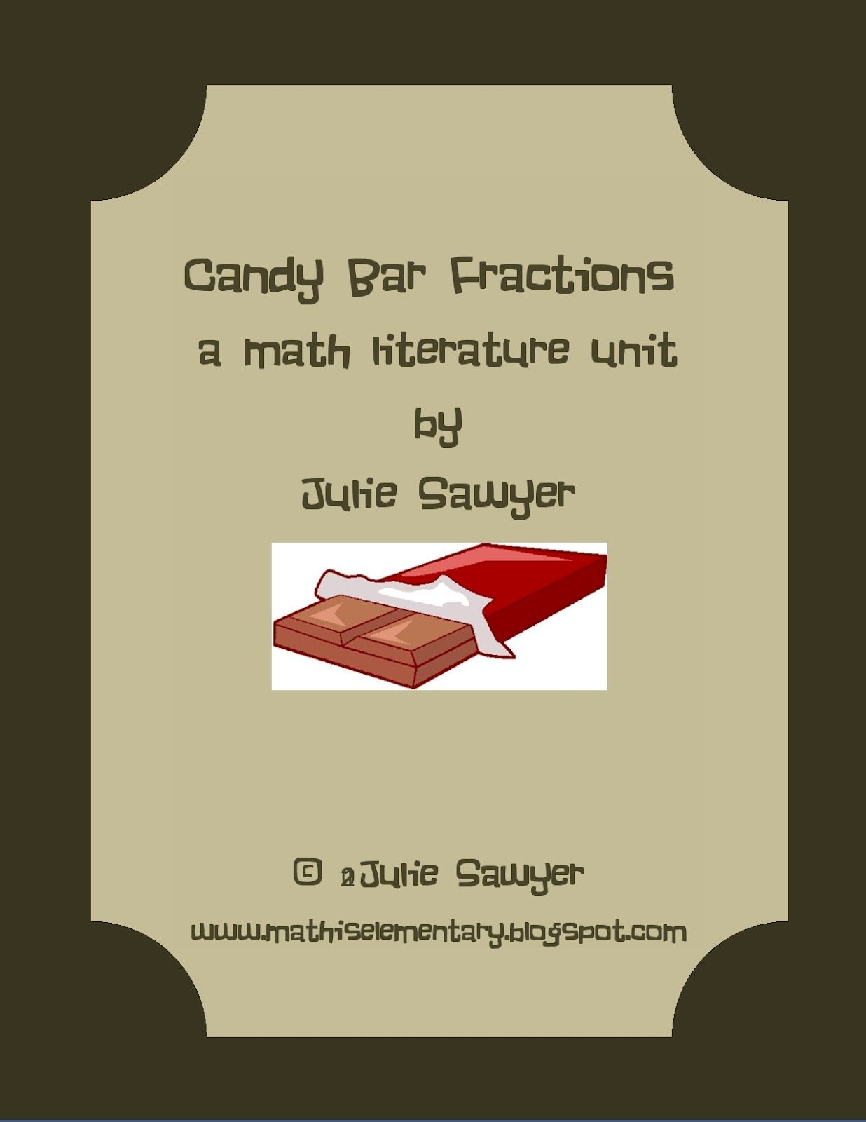 Fractions The Hershey S Milk Chocolate Fractions Book