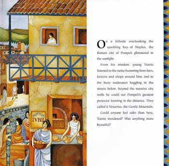 Escape From Pompeii Literacy Planning Stone Age Boy Literacy