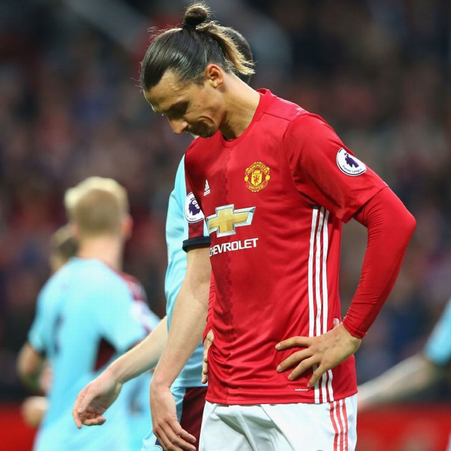 Zlatan Ibrahimovic's scoring drought at heart of
