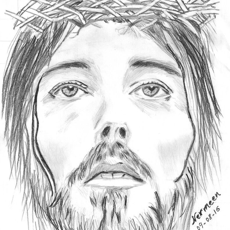 Jesus drawings Love Pencil drawings | Drawings | Pinterest ...