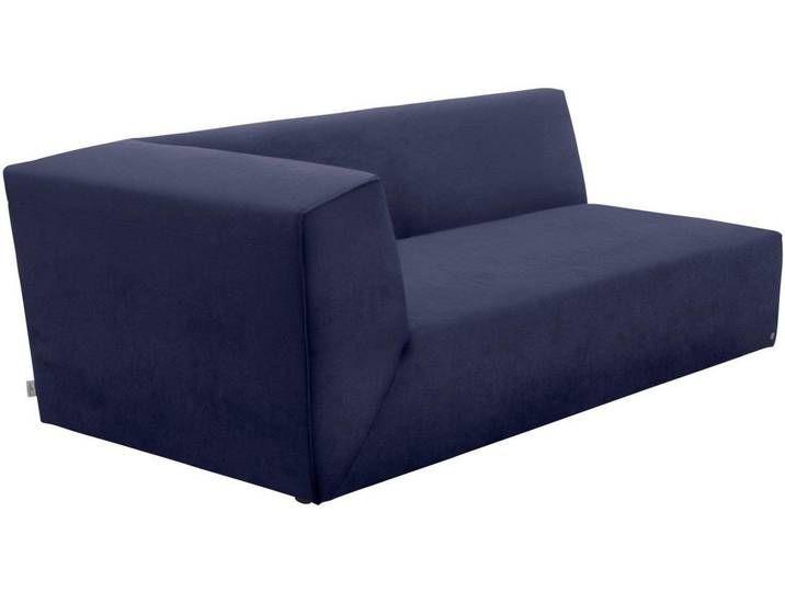 Tom Tailor Sofa Eckelement Blau Elements 3 Sitzer Sofa Sofa Eckbank