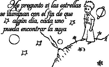 Vinilo infantil principito con frase archivos para cameo for Vinilos del principito