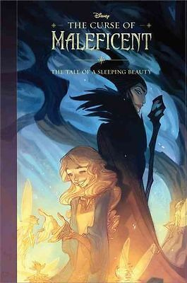 NEW The Curse of Maleficent: The Tale of a Sleeping Beauty by Disney Book Group