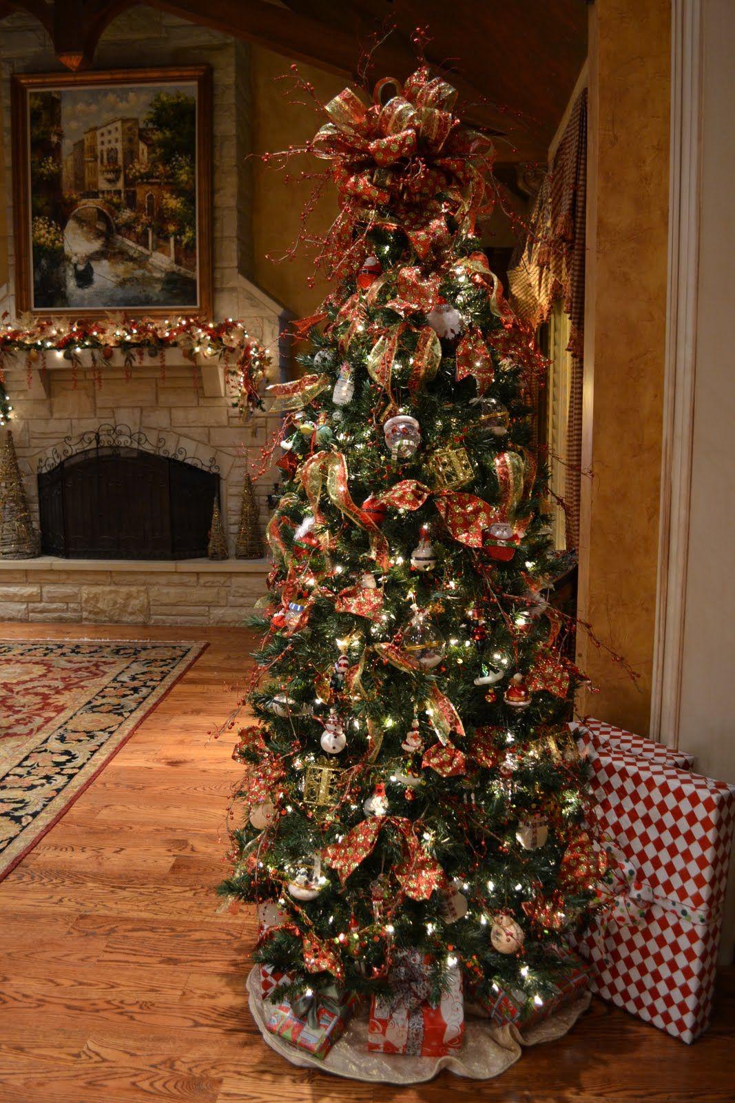 40 Elegant Christmas Tree Decorations Ideas Whimsical