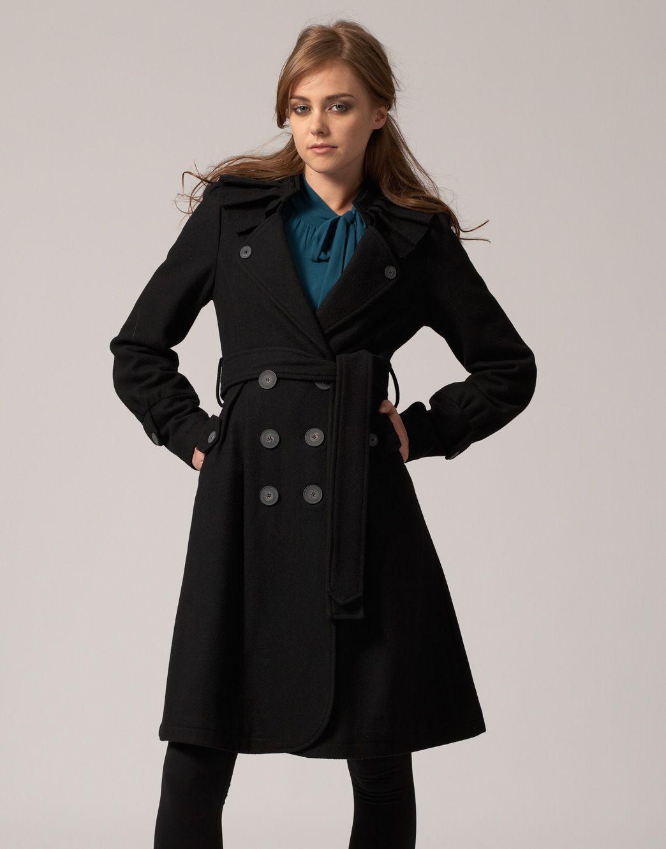 Egirlsclub Com This Website Is For Sale Egirlsclub Resources And Information Long Peacoat Black Winter Coat Coat