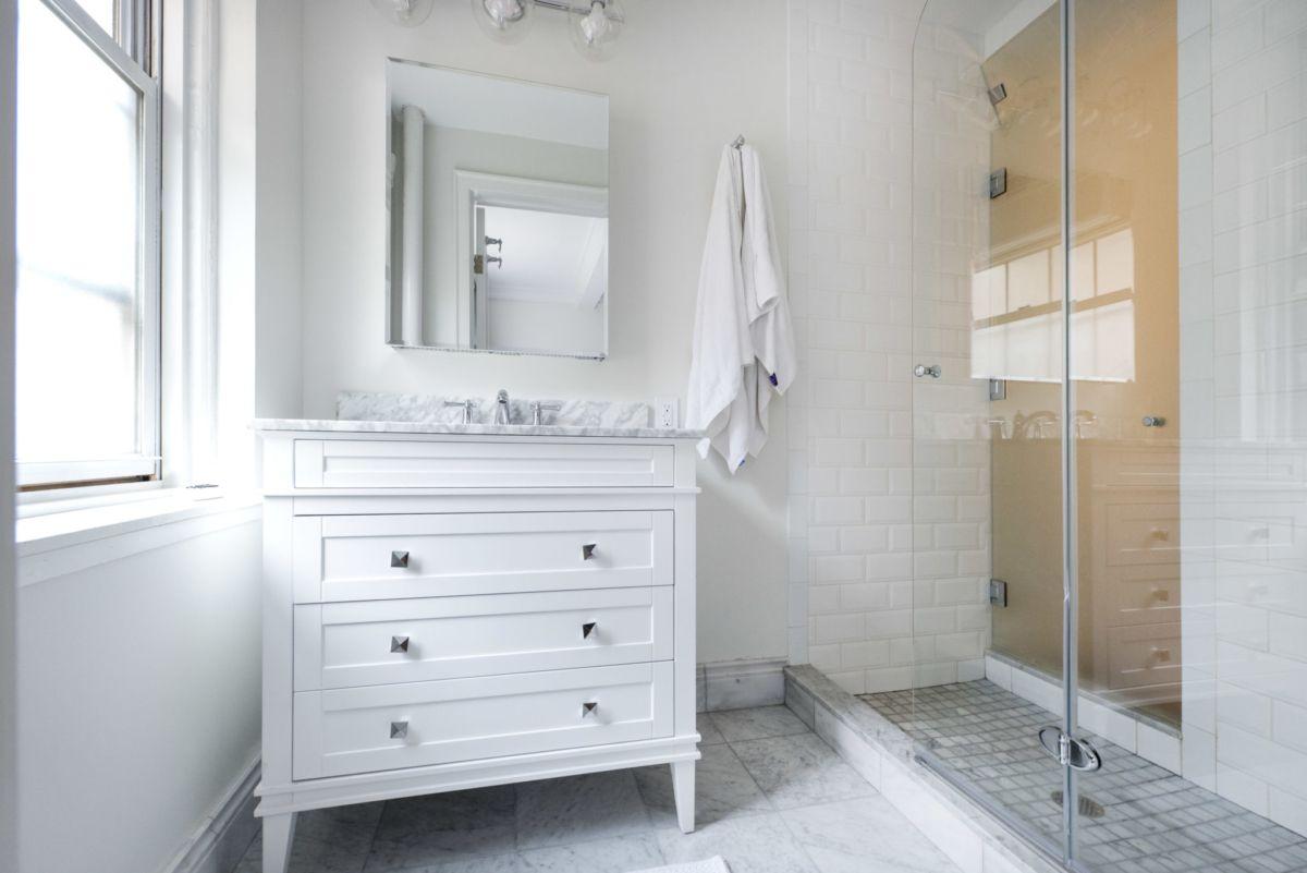 45 Christopher Street Design Remodel Bathrooms Remodel Simple
