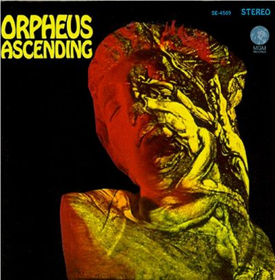 Ascending\u201d (1968, MGM) by Orpheus Their second LP LP Covers