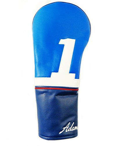 NEW Adams Blue Driver Headcover ** Want additional info? Click on the image. Note:It is Affiliate Link to Amazon.