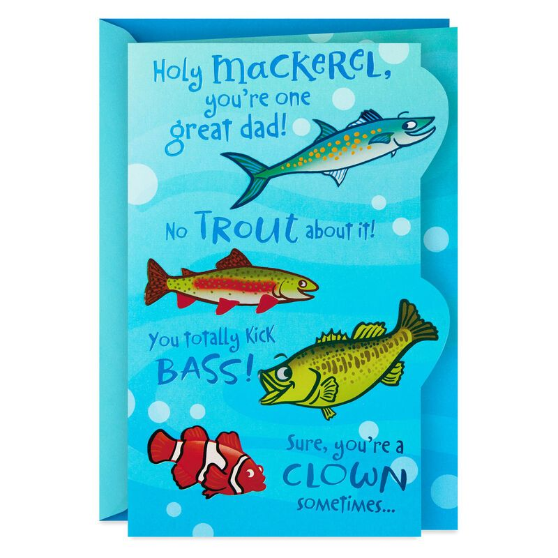 No Fish Story Funny Father S Day Card In 2021 Fishing Birthday Cards Birthday Cards For Boys Funny Birthday Cards
