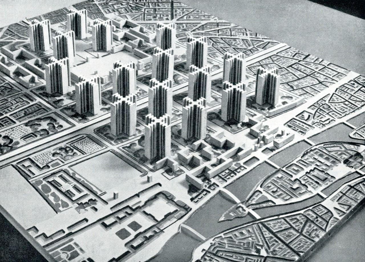 le corbusier plan voisin pdf