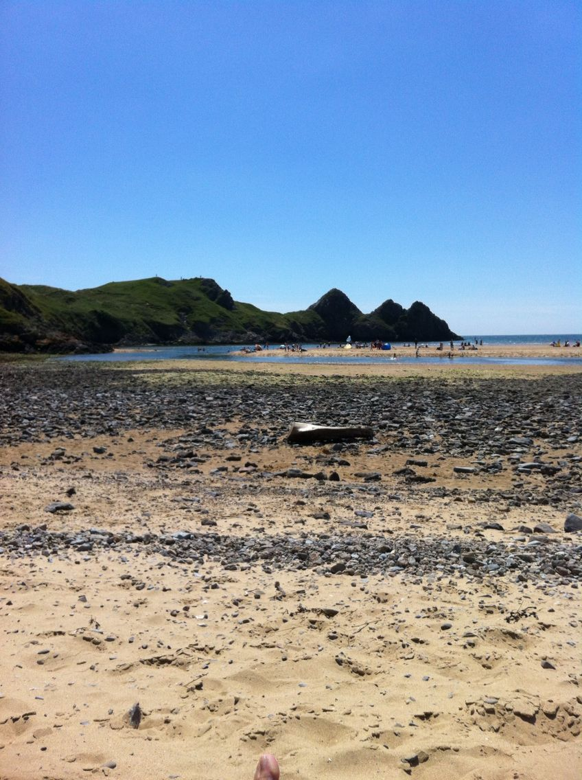 Three Cliffs, Gower, South Wales