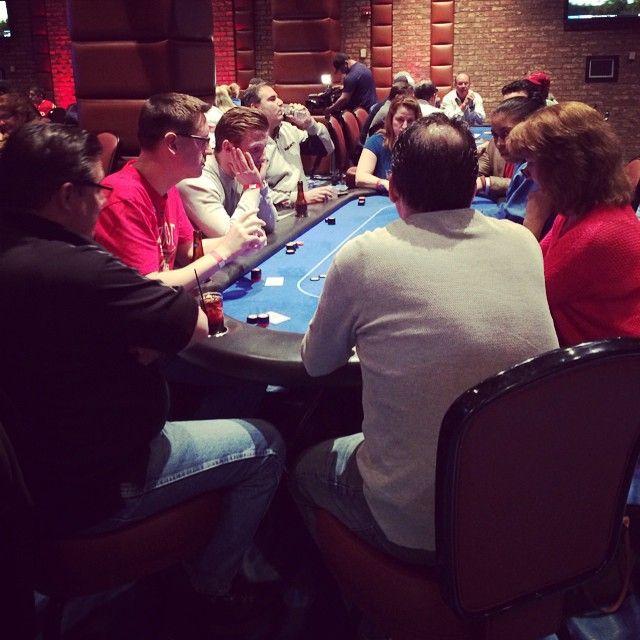 Poker Room At MotorCity Casino Forward Gustav Nyquist
