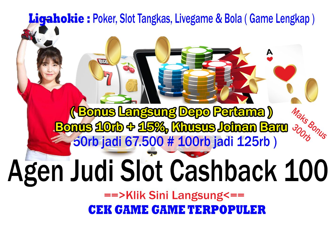 Pin On Agen Judi Slot Cashback 100