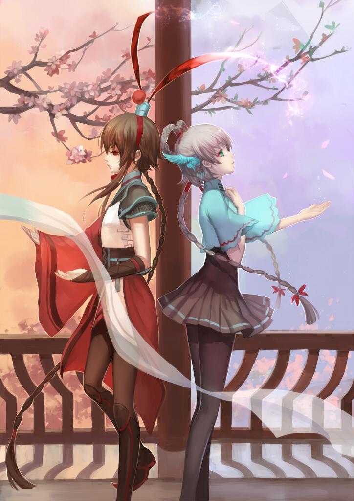 VOCALOID China Mobile Wallpaper 1440366 Zerochan Anime