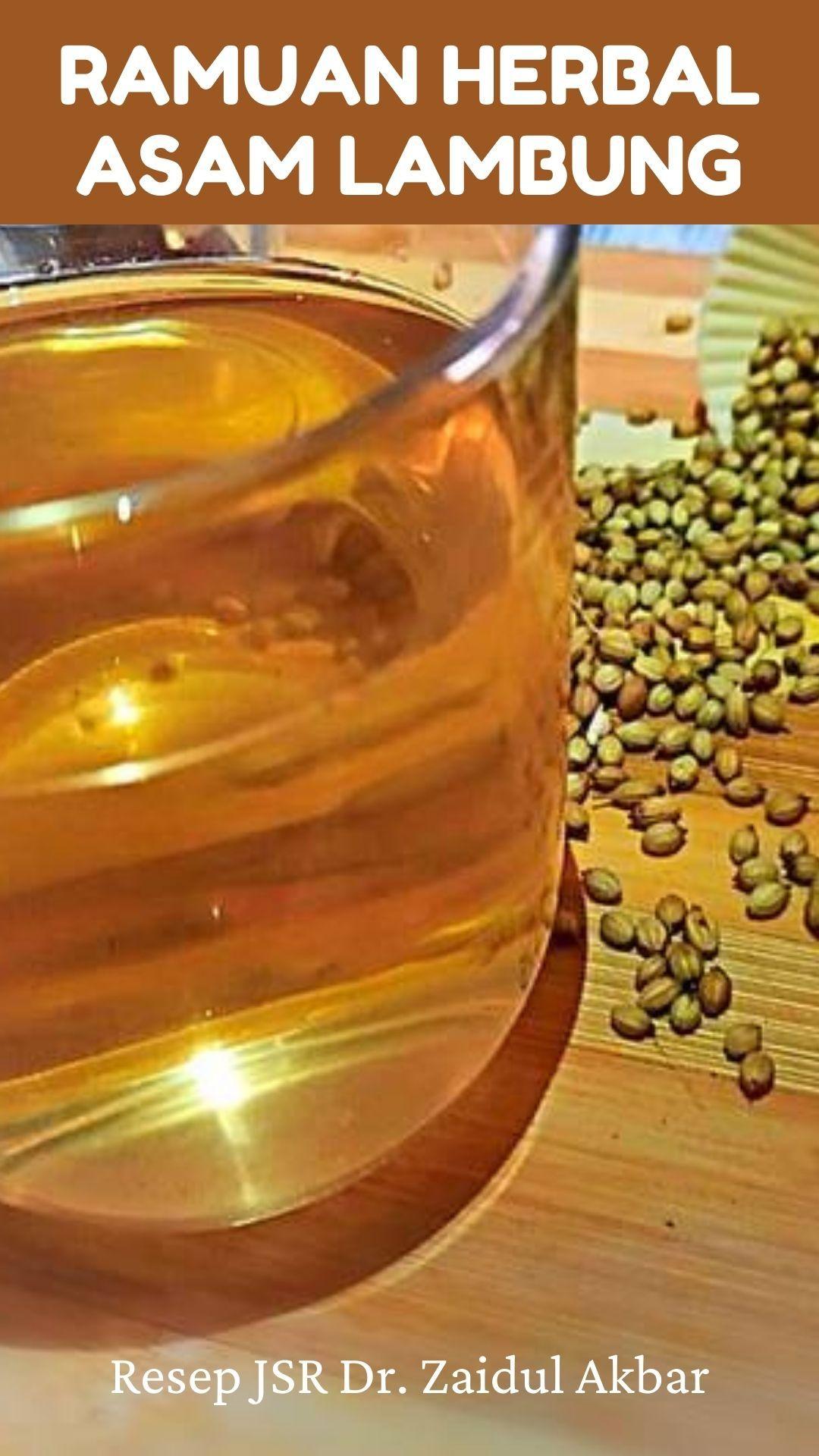 Resep Herbal Asam Lambung Jsr Zaidul Akbar Di 2020 Herbal Alami Herbal Jahe