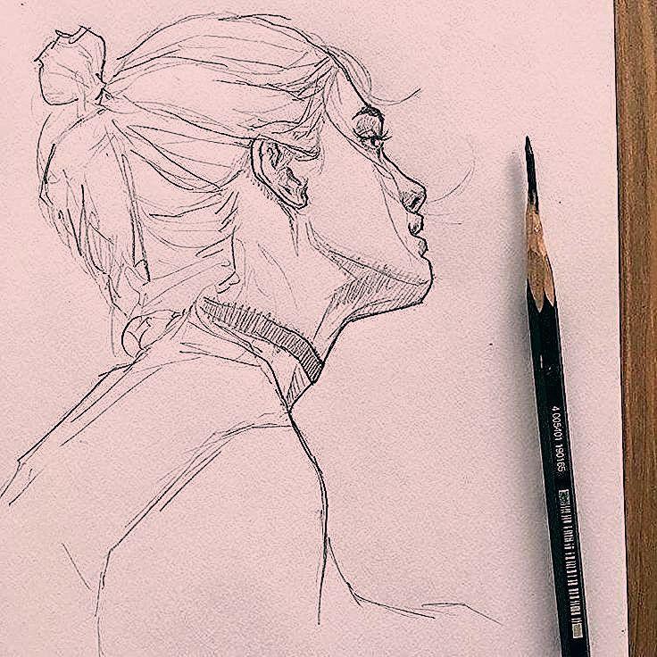 Quer aprender desenhar dessa forma Mesmo que voc