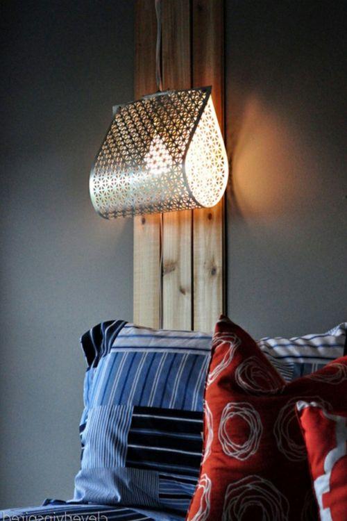 Schlafzimmer Lampe Selber Machen | Kreative Lampen Selber Machen Schopfen Sie Neue Ideen Lamparas
