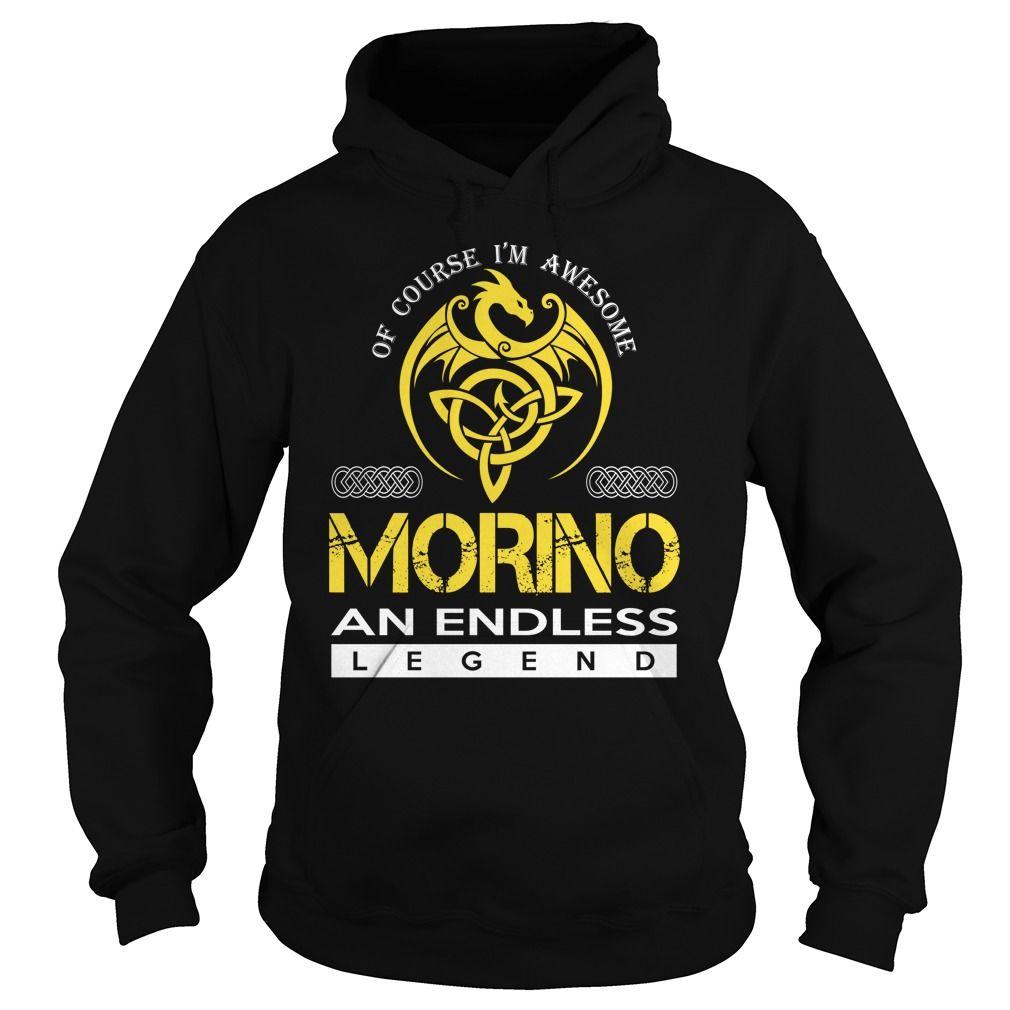 [Top tshirt name origin] MORINO An Endless Legend Dragon Last Name Surname T-Shirt Coupon 20% Hoodies, Funny Tee Shirts
