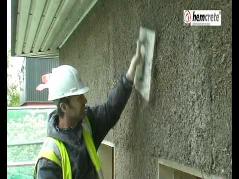 Hempcrete Strongest And Greenest Building Material In Nature Youtube With Images Green Building Materials Natural Building Materials Natural Building