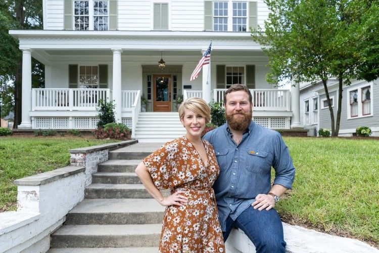 Home Town: A Forever Home and a Fine Southern Porch — HGTV