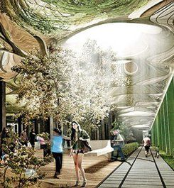The Lowline, NYC a concept