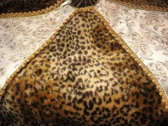 Cheetah Tree Skirt Hawaii Dermatology Diy Holiday Decor Christmas Joy Xmas Decorations