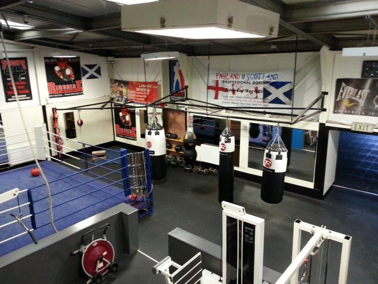 Inspiring home boxing gym ideas picture home gym boxing gym