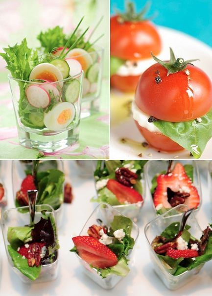 Image Result For Appetizer Only Wedding Reception Xmas Pinterest