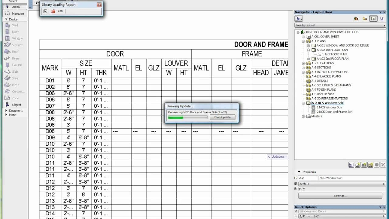 Door And Window Schedules Doors Windows Door Frame