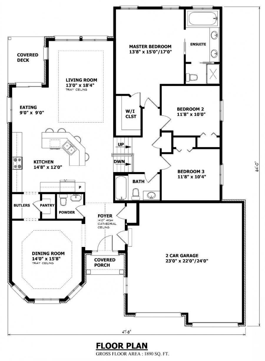 Canadian House Plans With Photos 2021